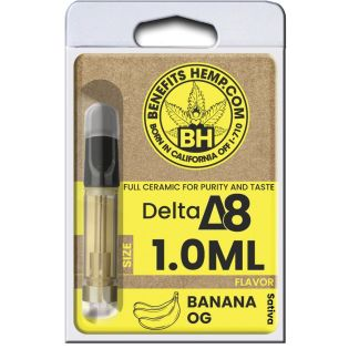 Delta8 Cartridge 1000mg