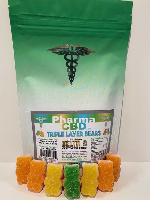 delta 8 gummies THC Gummy Bears