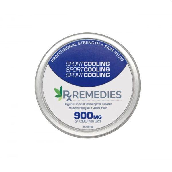 rx remedies pain salve