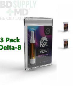 Koi Delta 8