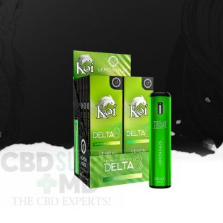 Koi Delta 8 Lemon Haze Disposable Vape Bar