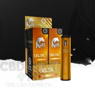 Koi Delta 8 Sunset Gelato Disposable