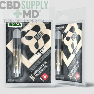 D8-HI Delta8 Premium Cart 900mg Wedding Cake Indica