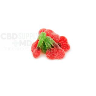 Delta8 THC Cherry Sours Edibles