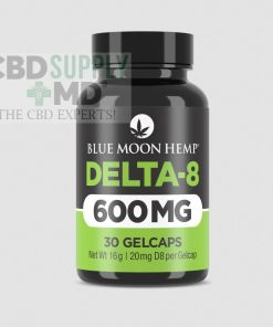 Delta 8 Gel Caps