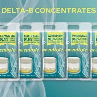Delta 8 THC Wax
