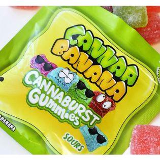DELTA-8 Cannaburst Gummies