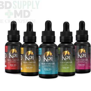Koi Delta 8 THC Tinctures