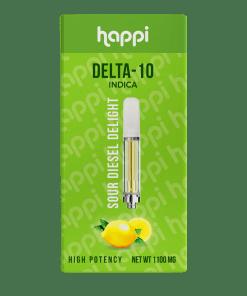 Happi Sour Diesel Delight 1G