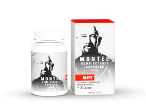 Alert softgels – Montel by Select CBD