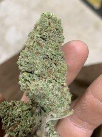 Frosted Kush Organic CBD Hemp Buds - 21% CBD