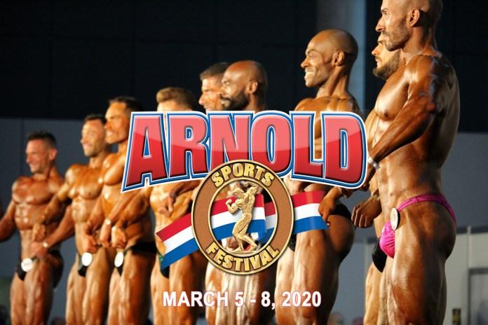 Arnold Sports Festival-CBDToday-mgretailer