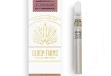 Bloom Farms-blackberry-CBD mini-vape-CBDToday