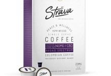 Sträva Craft Coffee K-Cups-12pk-240mg-CBD Products-CBDToday