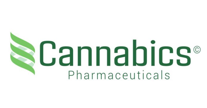Cannabics Pharmaceuticals-logo-CBD-CBDToday