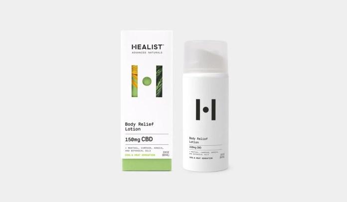 Healist Body Relief Lotion-CBD products-CBDToday