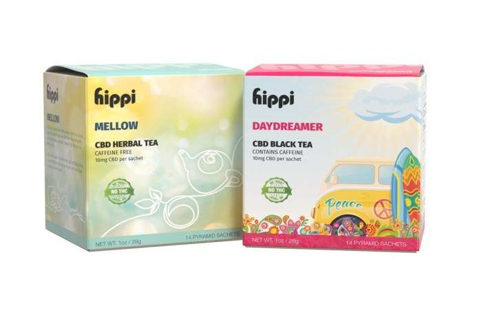 Hippi Tea-Daydreamer-Mellow-CBD products-CBDToday
