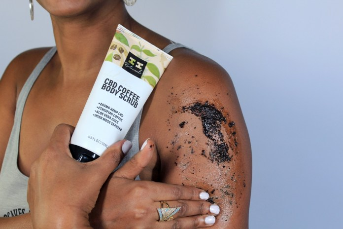 I+I Botanicals-Coffee-Body-Scrub-CBD-product-CBDToday