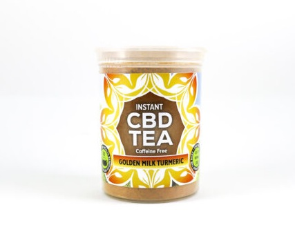 One Love Tea CBD-Turmeric Golden Milk Powder-CBD products-CBDToday