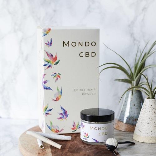 Mondo CBD Powder-CBD products Gift Guide-CBDToday