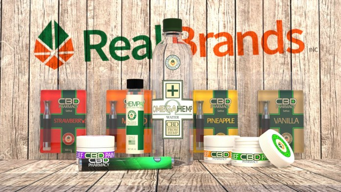 Real Brands Inc-press release-CBD-CBDToday