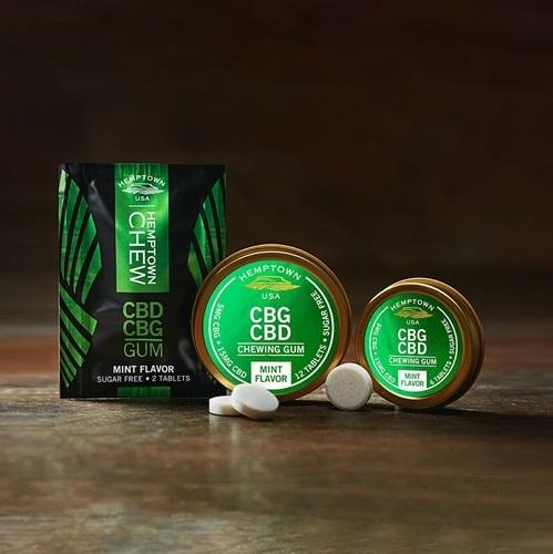 The Original Hemptown Chew-CBD products Gift Guide-CBDToday