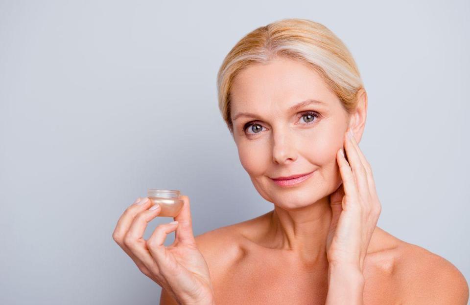 Does CBD Oil Work as an Anti-Aging Cream?