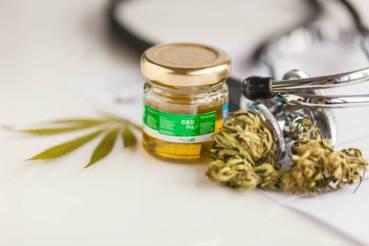 CBD oil for medical treatment