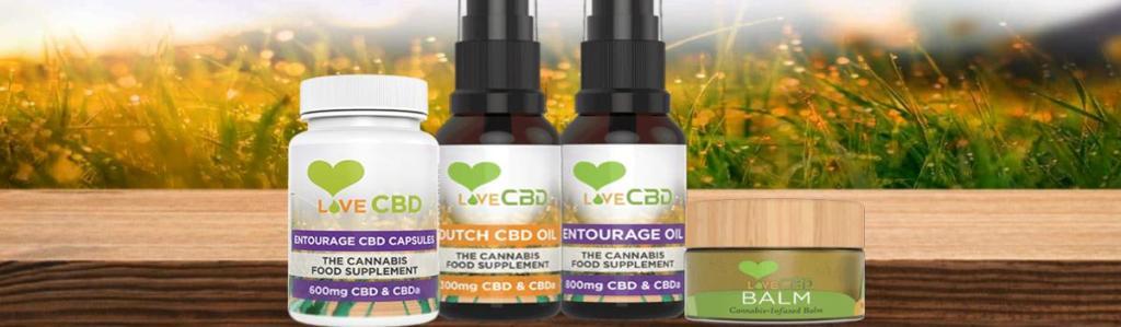 Buy Love CBD Oil Online