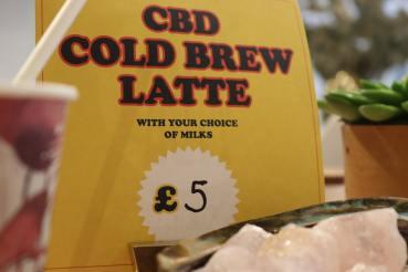 Buy CBD Coffee UK