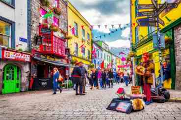 CBD Cafe in Galway City