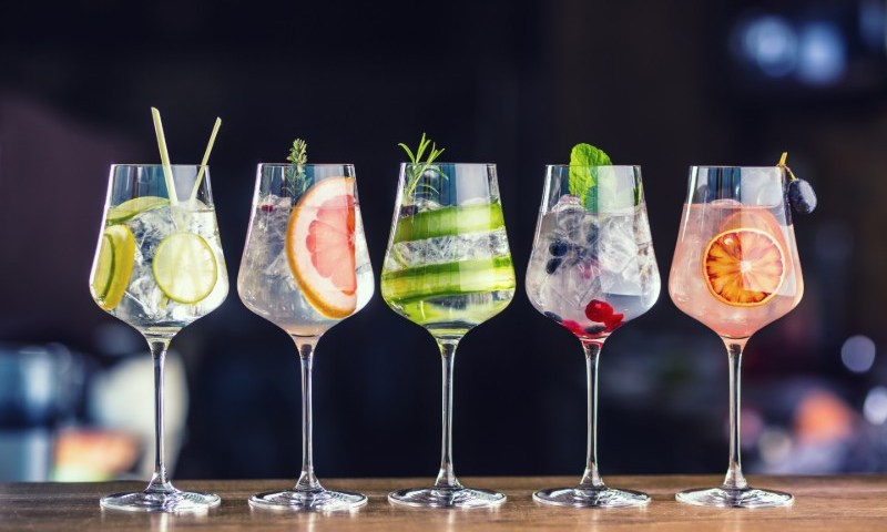 New CBD Infused-Gin Launches In The UK
