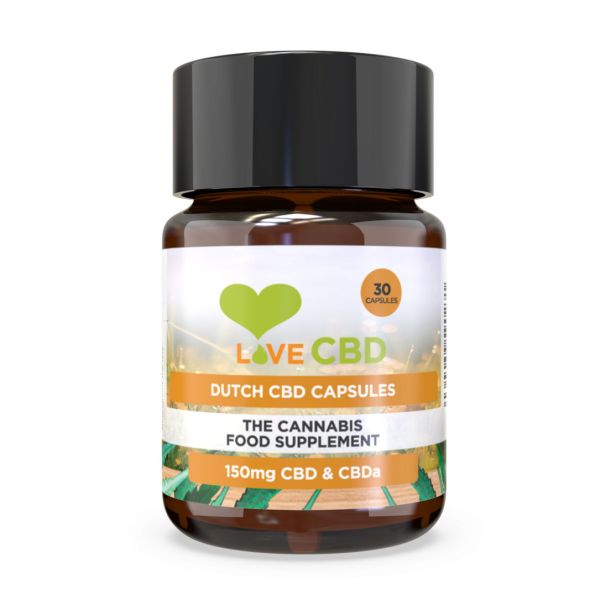 Love CBD Dutch CBD Capsules