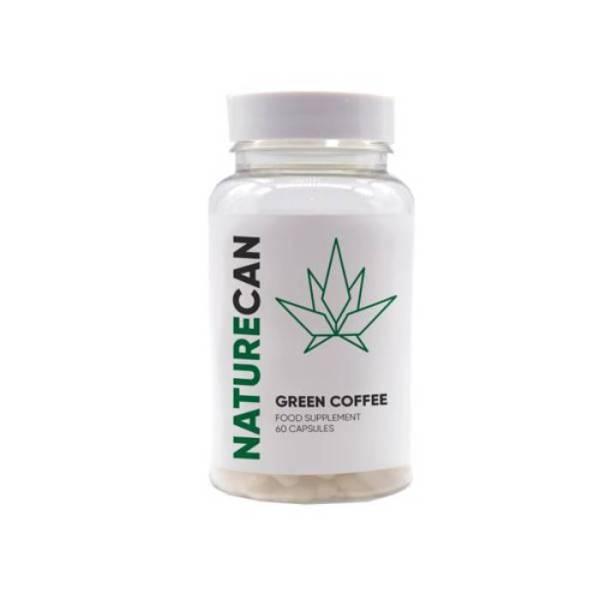 Naturecan Green Coffee Extract 60 Capsules