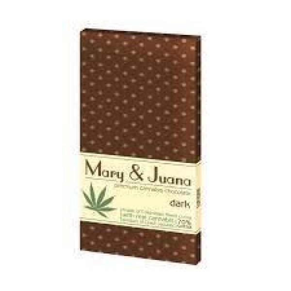 Euphoria Mary & Juana Dark Chocolate
