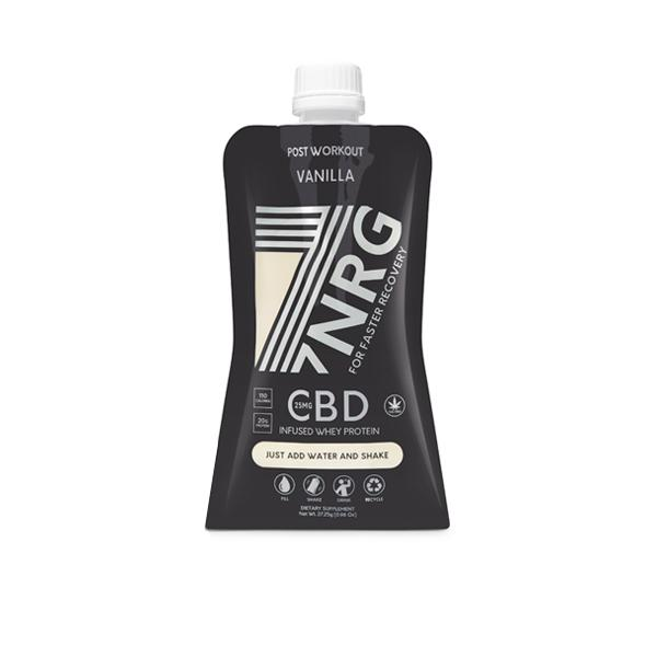 7 NRG CBD Post Workout