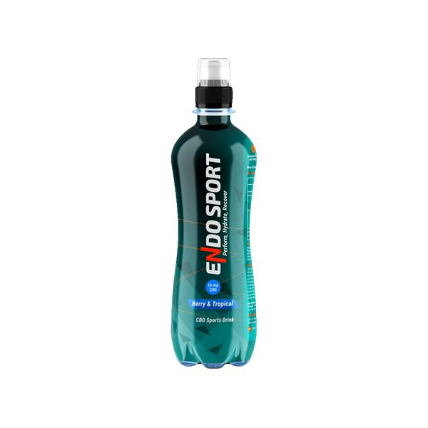 EndoSport | Berry & Tropical | CBD Sport Drink