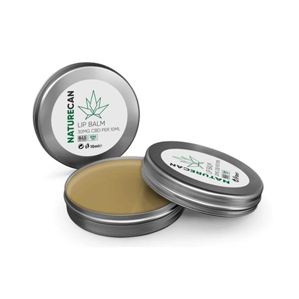 Naturecan Lip Balm 30mg CBD per 10ml