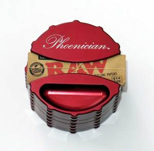 Phoenician 4 Piece Grinder