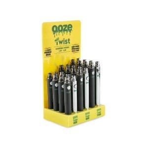Ooze Twist Vape Battery