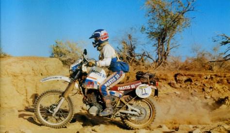 Marie Ertaud Paris Dakar gagnante 1983