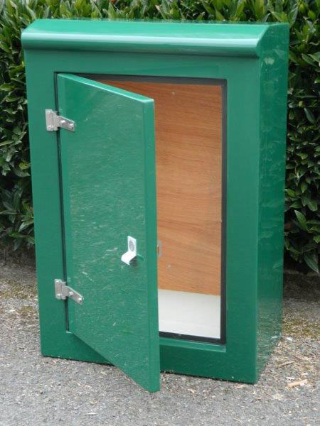 Grp Enclosures Gallery C B Fabrications Uk