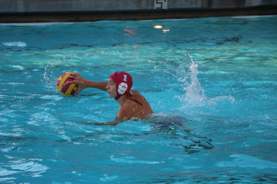 Men's WP Escapes Stockton With Win