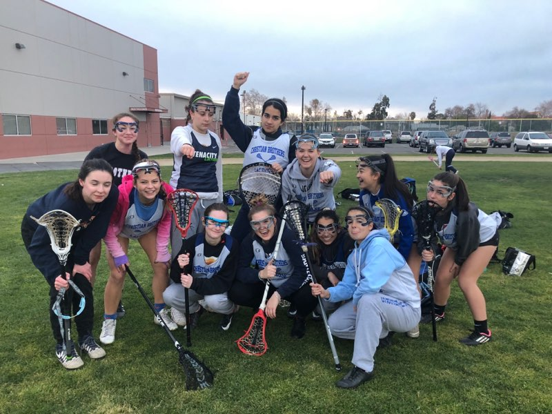 Lady Lax Preps For Season