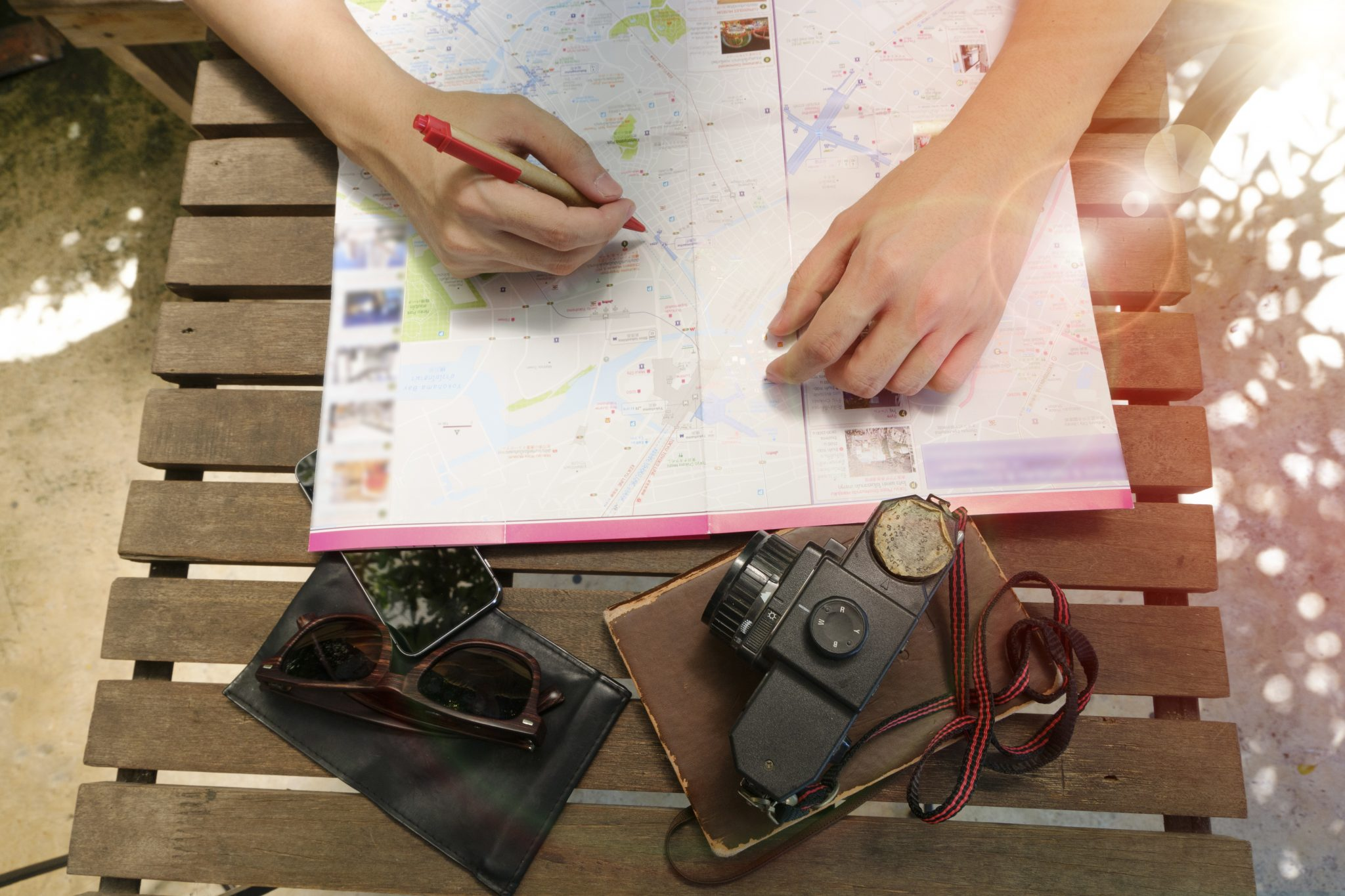 How to Plan a College Visit Road Trip
