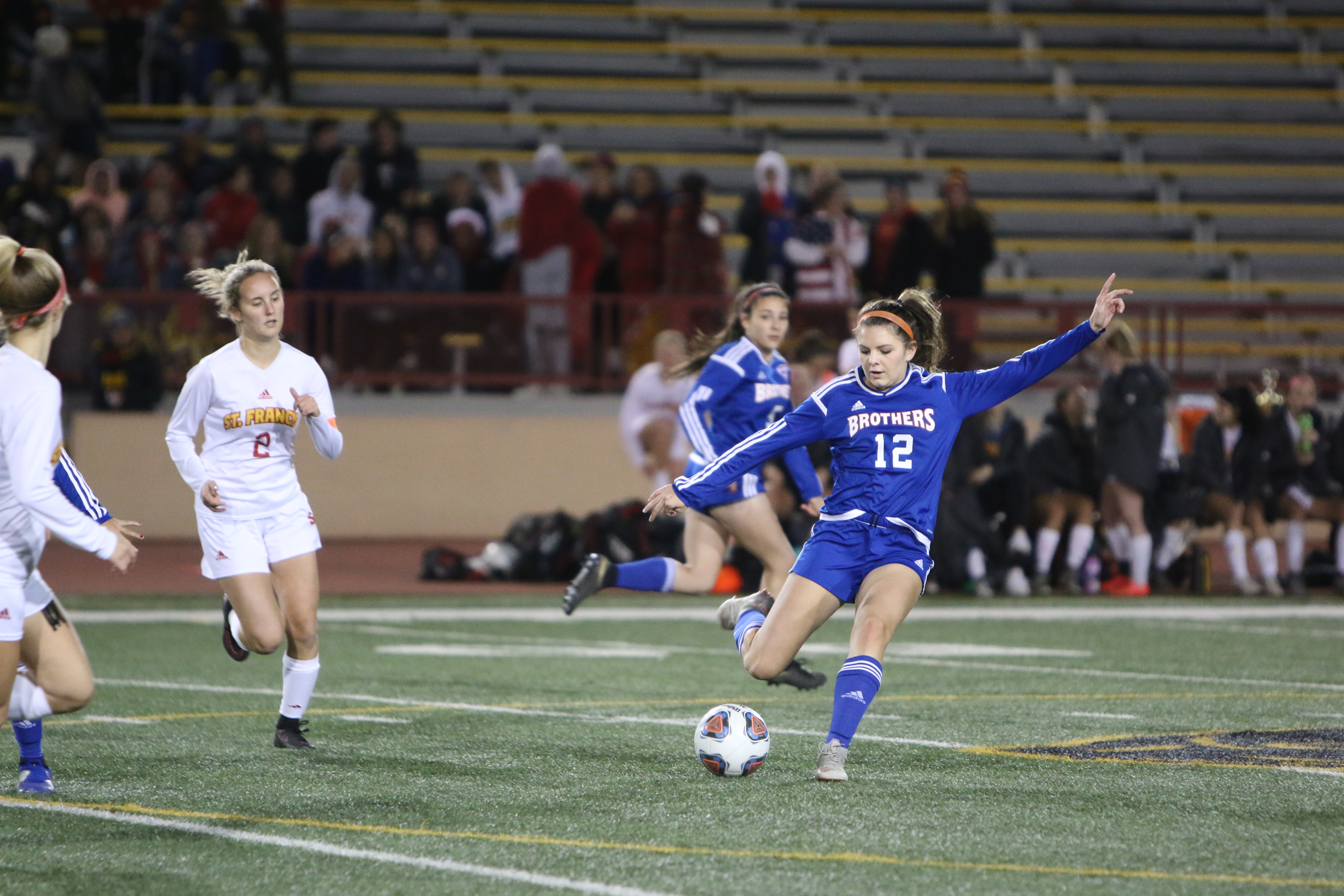 Women's Soccer Advances To Second Round Of Playoffs