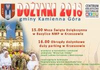 Dożynki Gminne '2018 w Krzeszowie