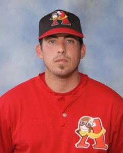 Alexandria Aces 2009 Continental Baseball League Player