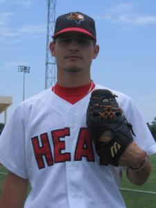 Brody Russo 2007 Texas Heat CBL