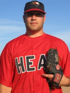 Tyler French 2007 Texas Heat CBL